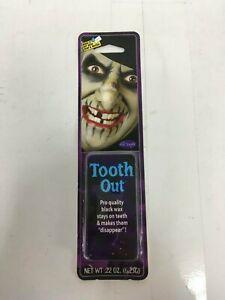 Fun World Tooth Blackout Makeup