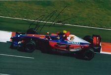 Bruno Senna Hand Signed Formula 1 12x8 Photo F1 1.