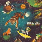 CAPITAL CITIES - In a Tidal Wave of Mystery - CD NEUWARE