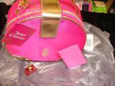 JUICY COUTURE VANITY CASE + 5ML PERFUME & CARD HOLDER CHRISTMAS BRIDESMAID GIFT