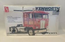 Amt ERTL Kenworth Cabover Truck Model Kit 6703 1/43 New Sealed Very Rare 80s