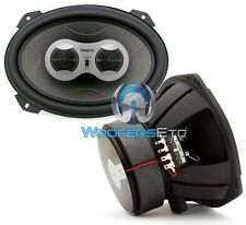 "FOCAL PC710 7""x10"" SOUND QUALITY AUDIOPHILE 3-WAY PERFORMANCE COAXIAL SPEAKERS"
