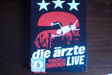 Die Ärzte Live - Die Nacht Der Dämonen (2 DVD) (2013)