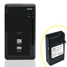 Universal Travel Dock Wall USB/AC Battery Charger for Samsung Galaxy S2 II T989