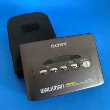 Original Sony Walkman WM-EX53 mit Gürteltasche (Antriebsriemen defekt)