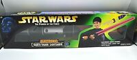 Star Wars DARTH VADER ELECTRONIC LIGHTSABER The Power of the Force Kenner 1996