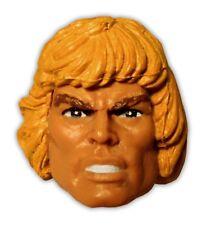 PRE-ORDER MOTU Classics Custom OO-LARR HE-MAN PAINTED HEAD Masters Universe