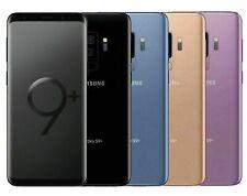 Samsung Galaxy S9+ PLUS SM-G965U 64GB FACTORY Unlocked DEVICE 4G MRF~VERY GOOD~