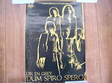 Dir en grey - Dum Spiro Spero Bonus Poster jpop jrock sukekiyo