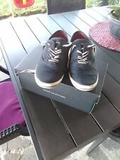 SNEAKERS TOMMY HILFIGER DONNA BLU 38