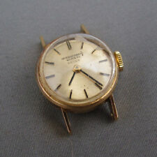 Vintage IWC International Watch Company Ladies 18k Gold Cal. 431 BEYER - Repair
