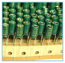 (20pcs) 68uf 35v Sanyo Electrolytic Capacitor 35v68uf Long Life Low Impedance