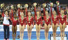 2014 Worlds: Women's Team Final, Gymnastics BLURAY -Biles/Ross/Mustafina/Jinnan