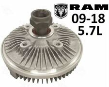 NEW 09-18 DODGE RAM ENGINE COOLING FAN CLUTCH (HAYDEN 2906)