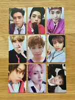 NCT 127 3rd Mini Album CHERRY BOMB Official Photocard Select Member