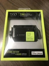 TYLT Zumo Portable Battery Pack for Apple iPhone 3GS, 4, 4S; iPod Touch