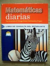 Matematicas Diarias Libro De Consulta Del Estudian