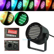 86 LEDs 25W RGB DMX-512 Laser Projector Stage Lights Lighting DJ Disco Party KTV