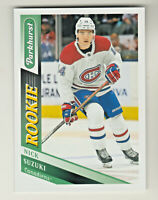2019-20 Upper Deck PARKHURST #312 NICK SUZUKI RC Rookie Montreal Canadiens