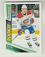 2019-20 Upper Deck PARKHURST #312 NICK SUZUKI RC Rookie Montreal Canadiens