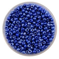 580 Roccailles Rocailles Ceylon Perlmuttglanz 4 vers ca Farben 40g 4mm