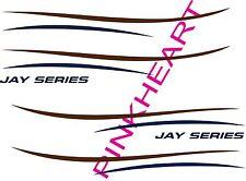 jayseries Pop up decal custom jayco decals rv trailer pop up jay series USA kit