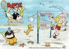 Maldives - Popeye And Friends Summer Sports S/S
