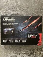 ASUS AMD Radeon R7 250 1GB DDR5 128-Bit DisplayPort HDMI DVI Graphics Card R725…