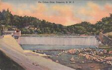 Postcard Rio Cobre Dam Jamaica British West Indies