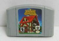 Animal Crossing Nintendo N64 Free Shipping US Version