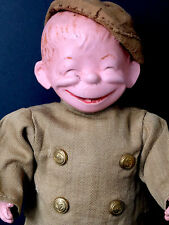 "Antique 1915-1918 Composition Comic Character Doll ""Blink� Gene Carr by Horsman"