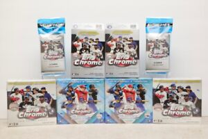Cincinnati Reds 2020 Topps Chrome Update Sapphire (4) Mega Box Mixer Break