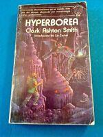 Fantasía - Hyperborea. Clark Asthon Smith - LB657