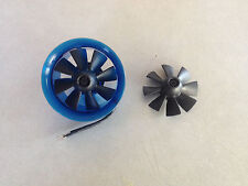 (264G MAX THRUST) EDF40 & IMPELLER BUNDLE - 8 BLADE 40MM EDF WITH 8600KV MOTOR