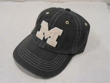 New 47 Brand Michigan Wolverines Legacy Adjustable Child Boys Hat (3-10yrs) B115