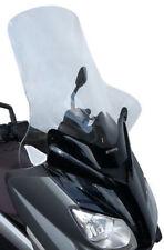 2715/A FABBRI Parabrezza + Attacchi per Yamaha X-Max 125 250 2010 2011 2012 2013
