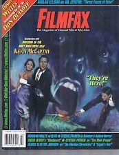 Filmfax #77 2000 Val Lewton Orson Welles Bluebeard Freddie Francis