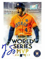 George Springer 8x10 SIGNED PHOTO AUTOGRAPHED (ASTROS) REPRINT
