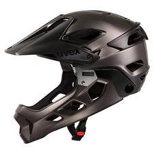 Uvex Jakkyl helmet dark silver/matte black S/M (52-57cm)