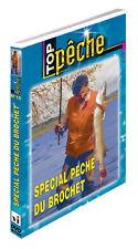DVD Spécial pêche du brochet  - Pêche des carnassiers - Top Pêche