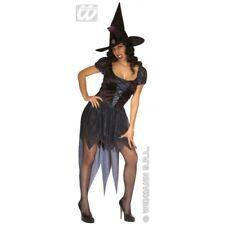 Vestito Strega WIDMANN Donna Halloween Costume Zombie