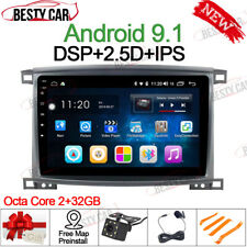 10.1'' Android Car Radio Stereo GPS NAVI for Toyota Land Cruiser 100 Lexus LX470