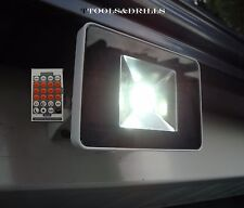 MICROWAVE SENSOR 20W = 200W HALOGEN  LED Floodlight and remote control ##3