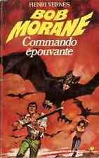BOB MORANE 100 Commando Epouvante Henri VERNES Pocket Marabout 85  livre roman