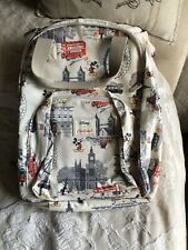 Cath Kidston Disney / Mickey Mouse / London Backpack