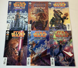 Star Wars MARA JADE BY THE EMPEROR'S HAND #1 2 3 4 5 6 ~ FULL SET