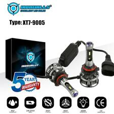 New listing  00004000 Pair Led Headlight Kit 9005 Hb3 H10 9140 9145 2100W 6000K 315000Lm 2 Bulbs