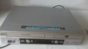 JVC HR-XV2 VHS VCR / DVD combi player  fully working .