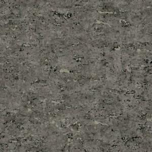 Brand NEW RoomMates Peel and Stick Wallpaper Black Faux Cork