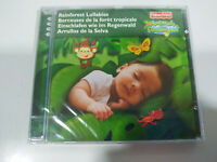 Fisher-Price Rainforest Lullabies Arrullos de la Selva 2009 - CD Nuevo - 2T